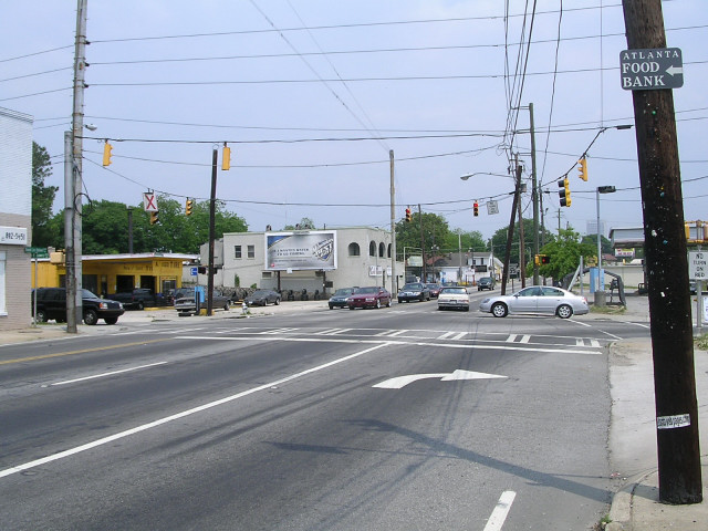 Ashby St At Bankhead Ave 3
